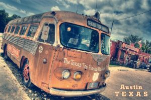 Texas Legend HDR by nat1874