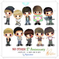 Happy 1st Anniversary No Other by MyCherishe