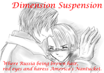 (Hetalia) Dimension Suspension (Russia/America) by Hyperkaoru13