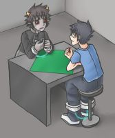 HSO round 1 - gambling - pic 2 by ChibiEdo