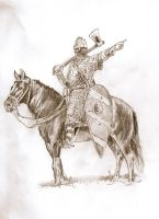 Norman Knight 11th Century by mr-macd