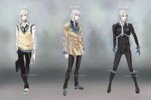 Mugen: Male uniform by analmouse