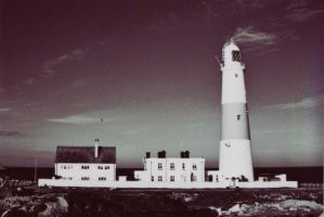 Portland Bill Lighthouse 6 by millsnickdave