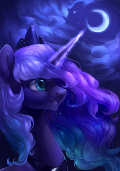 Princess of the Night by ShareDast