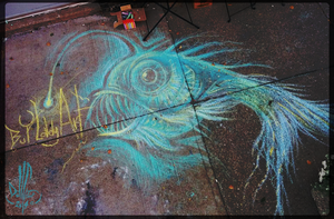 Chalkchalk fish by DollCreep