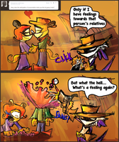 Ask Nack The Weasel and Get a Bullet In The Face by DaveTheSodaGuy
