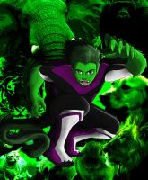 BeastBoy's Power by natrival
