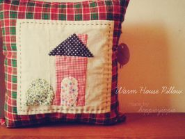 Handmade Bantal Perca Heppieyippie by heppieyippie