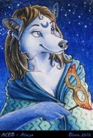 ACEO: Alassa by theOlven