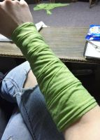 Arm (Body) Wrap: Tutorial In Description by CreativelyRash
