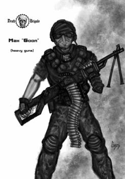 Max Goon by Comissar