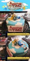 Adventure Cake!! by XxUsagi-TenguxX