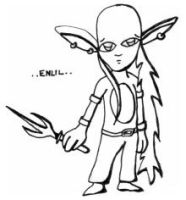 Chibi Enlil by Sepseriis