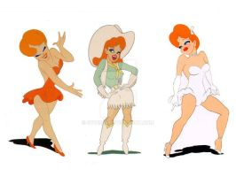 Tex Avery Red by syc1959