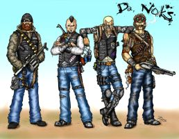 Da 'Noks 2 by Wry1 - KDS Colors 2013 by ksmith3620