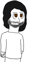 Male self portrait- apathy in HD by Your-pirate-friend