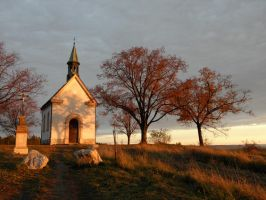 Chapel on the Hill by krigl
