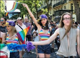 Gay Pride Paris 2015 - 26 by SUDOR