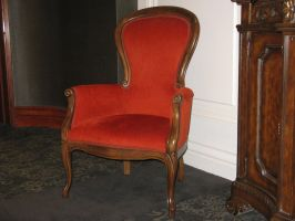 Chair Stock - I by Walking-Tall