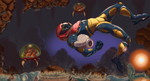 Metroid Fusion by snicholes0000