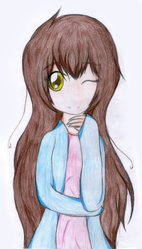 Amie~ by MelodonnesaIcy