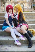 Valkyrie Drive: Mermaid by JubyHeadshot