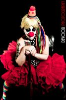 Clowning 1 by Mistress-Zelda