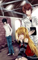 Death Note by catablu