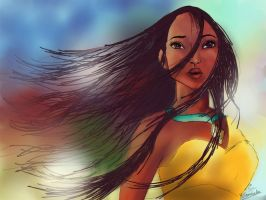 Paint with all the colours of the wind. by Super-Midget