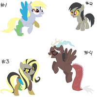 DerpyDiscord Adopts CLOSED by FinalSmashPony