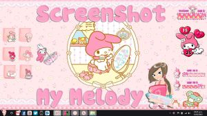 Screenshot My Melody by leyfzalley