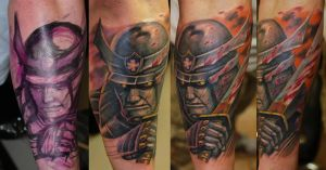 Freehand By Ivan by HammersmithTattoo