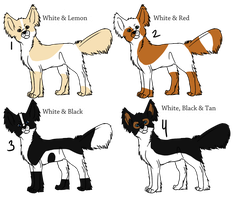 Papillon Adopts [CLOSED] by BleachTheNight