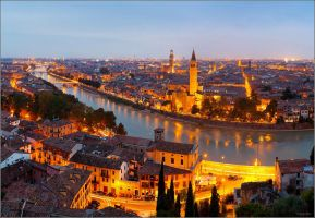 Verona by YuppiDu