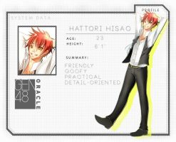 Gen48: Hattori Hisao [Inactive] by H2Otheory