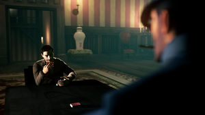 The Holder of Poker by MovieMowDown