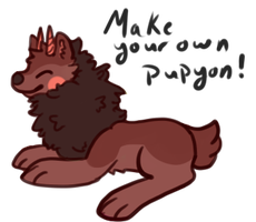 MYO Pupyon Contest (EXTENDED TO JULY 10th!) by HobbaGobwin