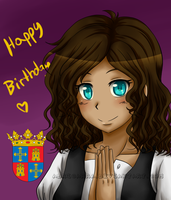 Happy Birthday, IDraw90! by adricarra