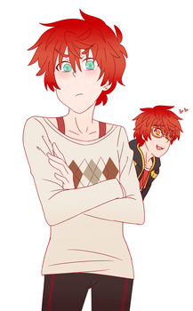 My Little Brother Can't Be This Cute! by StarlightCandy