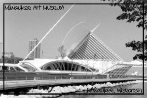 Milwaukee Art Museum by imperfect-angel