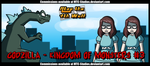 AT4W: Godzilla - Kingdom of Monsters #3 by MTC-Studio