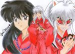 Inuyasha by AngieElric666