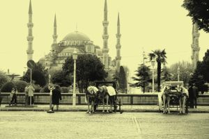 Like in the Old Time by Athanase