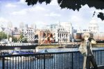 A view of London by misakitoeevee