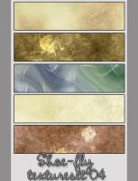 texture set 04 by shoe-fly