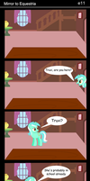 Mirror to Equestria e11 by Agrol