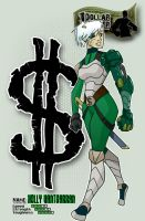 Dollar Fighter - Holly by WesleyRiot