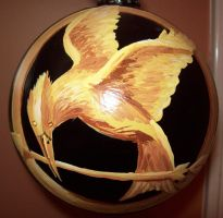 Hunger Games Ornament 1 by Dannybabe