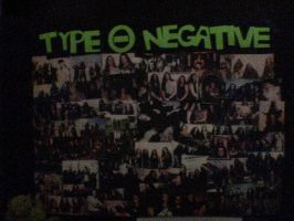Type O Negative Collage by 12-BLaCK-RainB0Ws