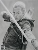 Legolas by Windestaenzerin